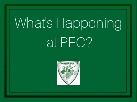 Read the Latest Issue of PEC News