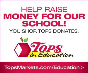 Help Raise Money For Our School! You shop. Tops donates. Tops in Education